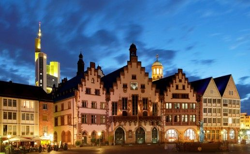 Ремер во Франкфурт-на-Майне фото