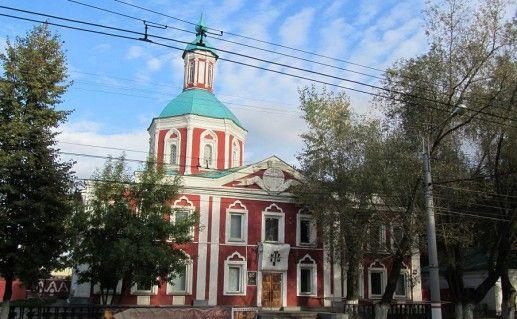 республиканский краеведческий музей в Саранске фото