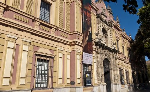 фотография Севильского музея изящных искусств