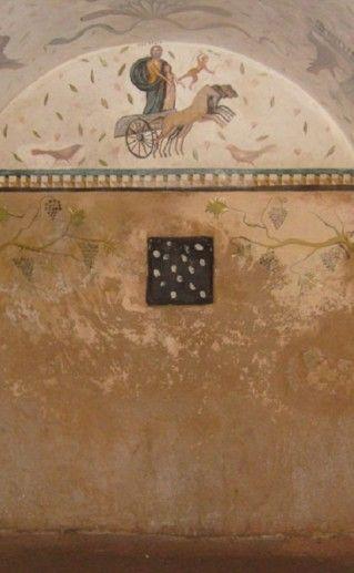 фотография склепа Деметры в Керчи