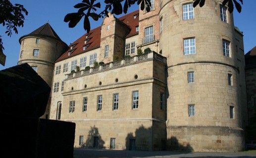 фото Старого замка в Штутгарте