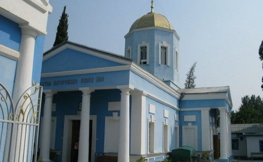 Свято-Покровская церковь в Судаке фотография
