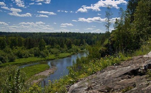 фото уральских Оленьих ручьев