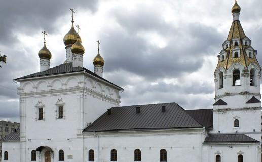 фотография Успенско-Николаевского собора в Белгороде