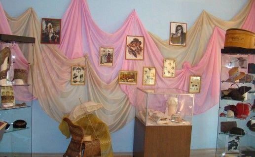 фотографии экспонатов в доме графини Паниной в Городце