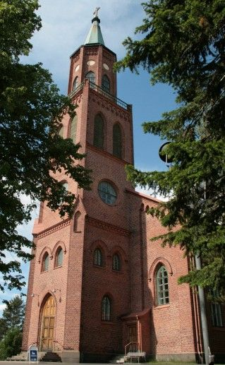 фотография домского собора Савонлинны
