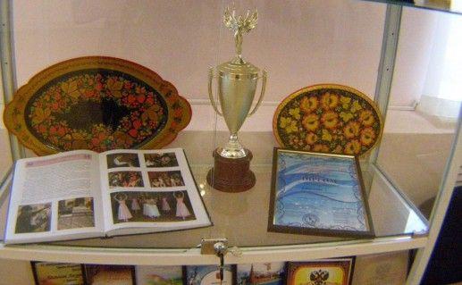 выставка в краеведческом музее Гусь-Хрустального фото