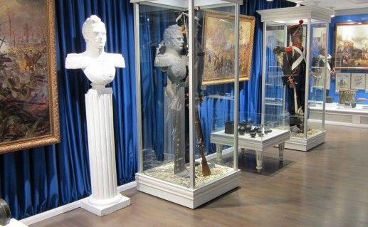 экспонаты в Малоярославецком музее 1812 года фотографии