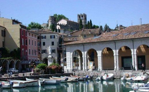 фото гавани в Дезенцано