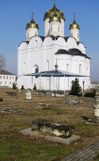 Фотография Лужецкого монастыря