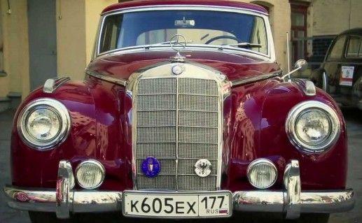 фотография из Зеленогорского музея ретро-автомобилей