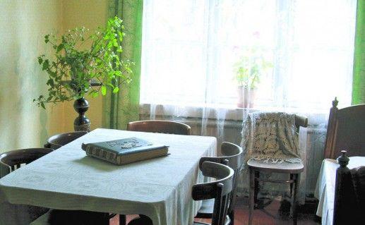 музей Чюрлёниса изнутри Друскининкай фото