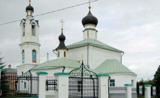 Покровская церковь фото