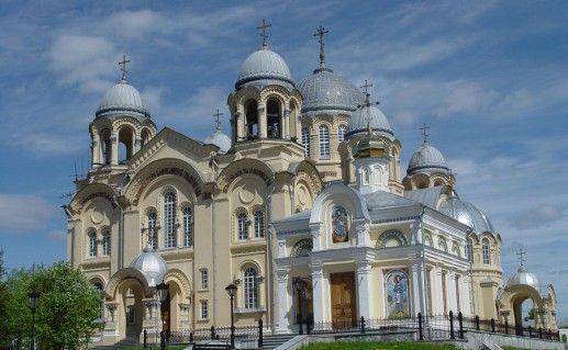 фотография верхотурского свято-николаевского монастыря