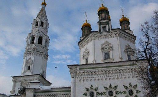 свято-троицкий собор в Верхотурье фото