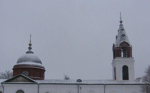 фотография Свято-Троицкого храма в Гусь-Хрустальном