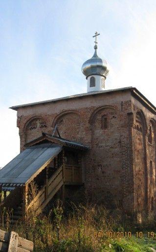 Церковь святого Великомученика Мины фотография
