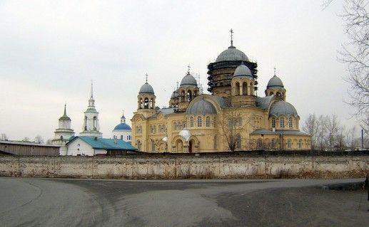 фото верхотурского кремля