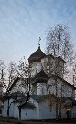 фотография церкви Михаила Архангела в Городце
