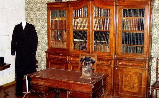 фото выставки в краеведческом музее Городца