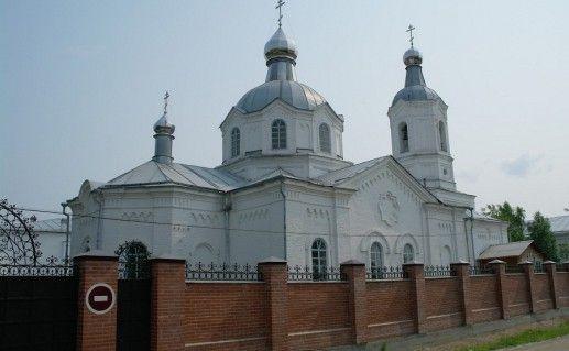 свято-покровский женский монастырь в Верхотурье фото