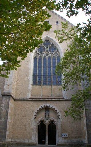 фотография церкви Святого Бласиуса в Регенсбурге