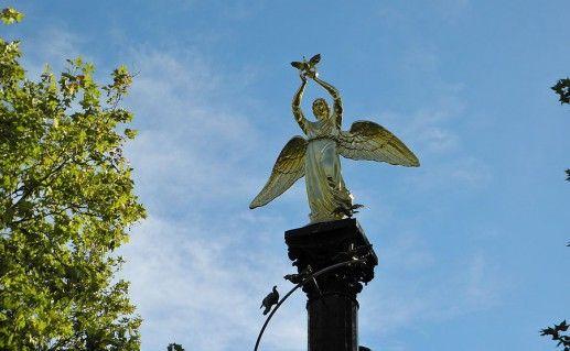 Добрый ангел мира в Краснодаре фотография