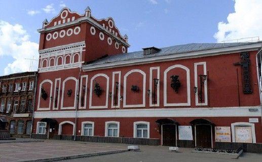вышневолоцкий драматический театр фото