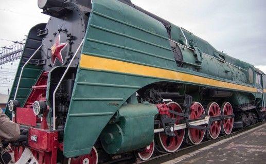 фото южно-уральского музея железной дороги в Челябинске