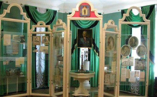 фото экспозиции в музее истории Ярославля