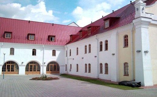 Оршанский иезуитский коллегиум фотография