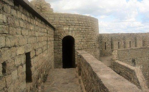 фотография Ивангородской крепости