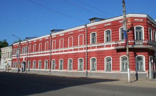 фотография вышневолоцкого краеведческого музея