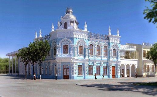 краснодарский краевой художественный музей фотография