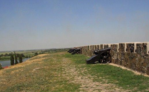 фото Азовской крепости в Ростовской области
