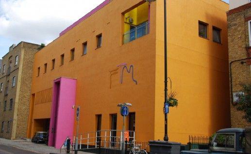 лондонский музей моды и текстиля фото