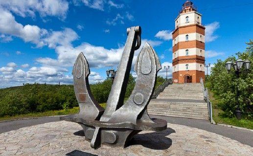 фотография мурманского мемориала Морякам погибшим в мирное время