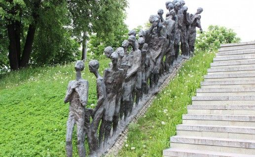 минский мемориал Яма фотография