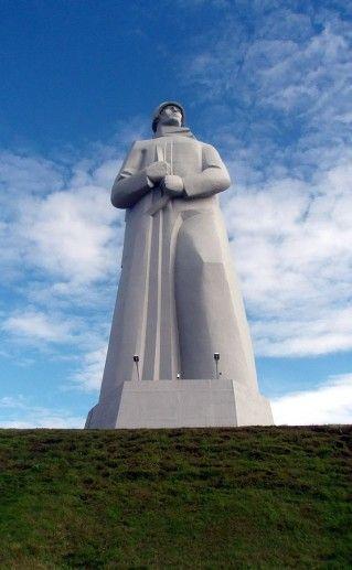 фото мемориала защитникам Заполярья в Мурманске