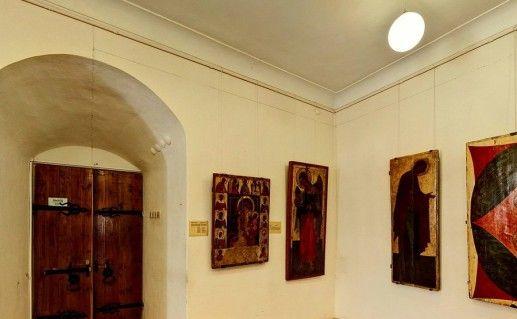 фото вида внутри на Митрополичьи палаты в Ярославле