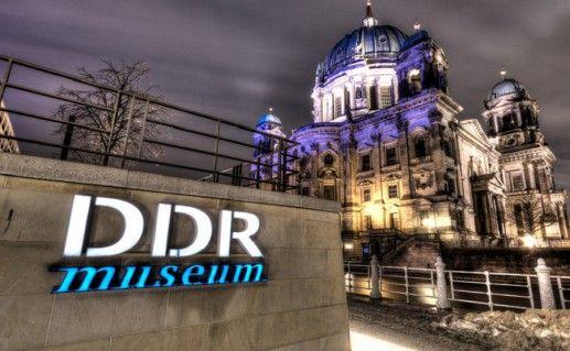 фото музея ГДР в Берлине