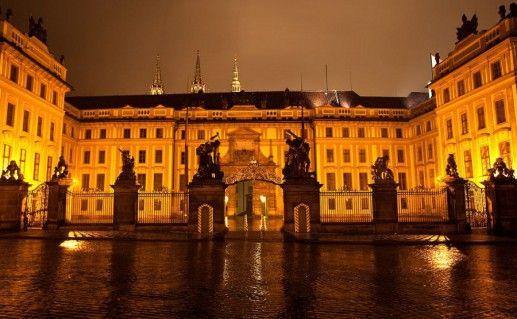 музей Кампа в Праге фотография