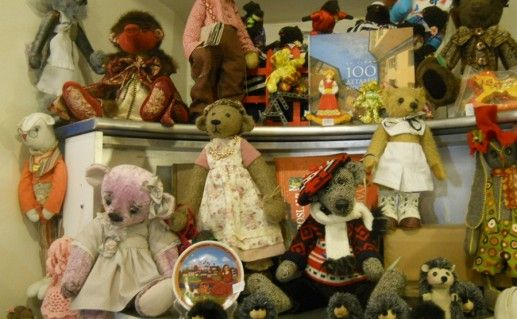 фото музея Мой мишка в Ярославле