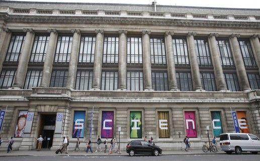 фото музея науки в Лондоне