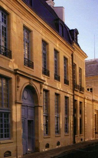 фото парижского музея охоты и природы