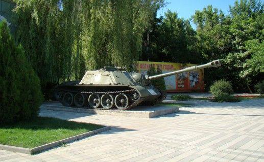 музей Оружие победы в Краснодаре фото