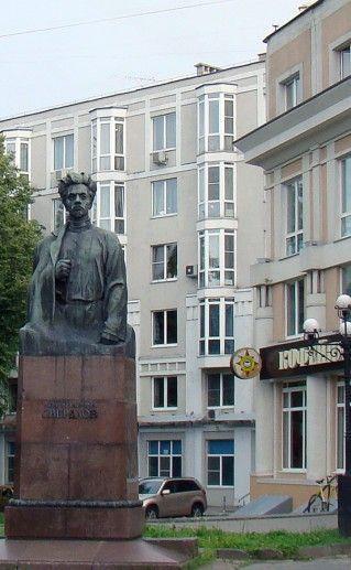 нижегородский памятник Свердлову фото