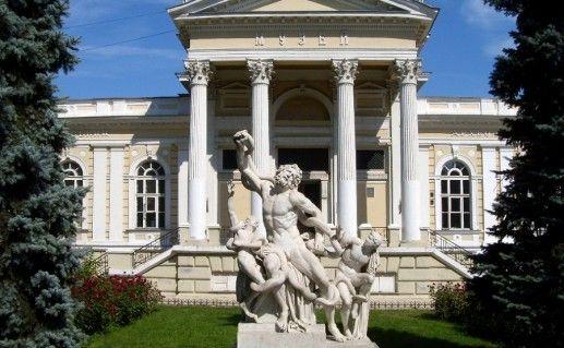 фотография одесского археологического музея