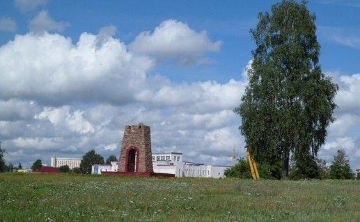 фото вида на Городище в Орше