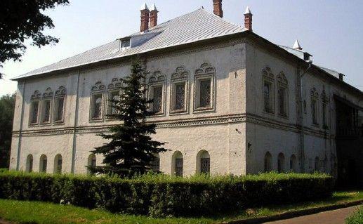 митрополичьи палаты в Ярославле фото